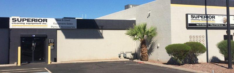 Phoenix Arizona Office - Front