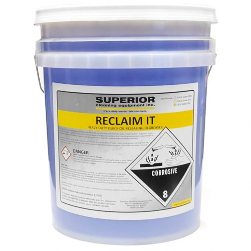 Reclaim It Chemical, 5 Gallon