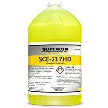 SCE 217 HD, 1 Gallon Bottle