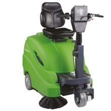 IPC Eagle 512 Rider, Automatic Vacuum Sweeper