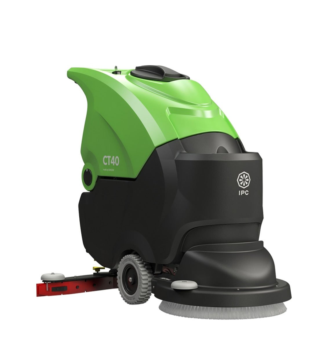Ipc Eagle Ct40 Automatic Push Behind Floor Scrubber