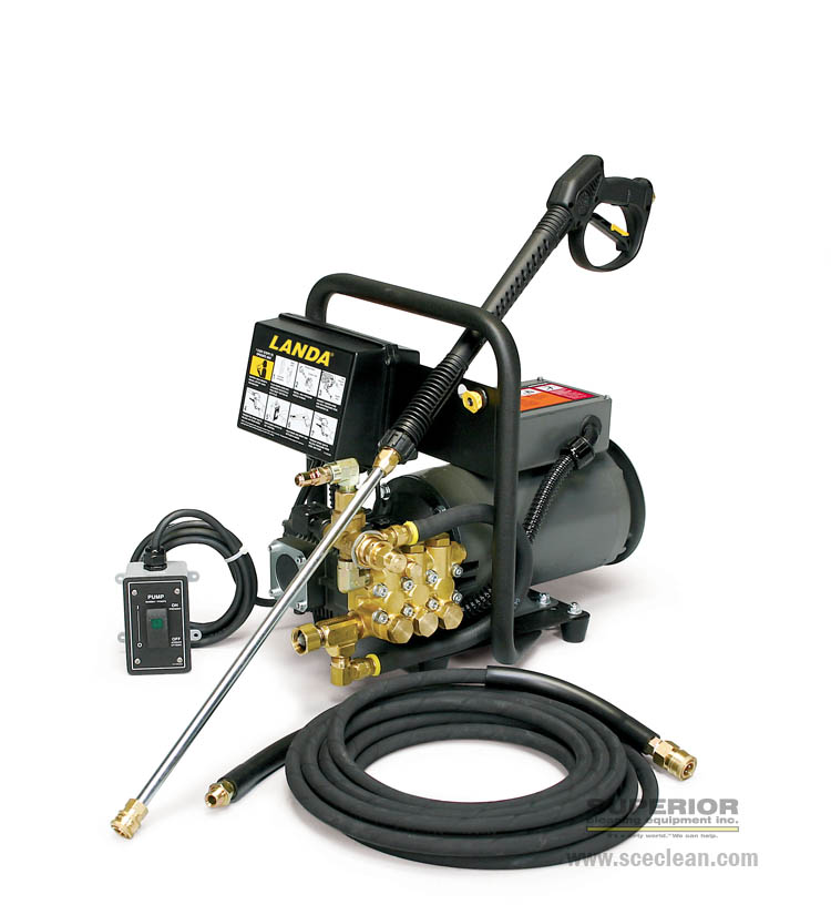 industrial pressure washers accessories landa cleaning
