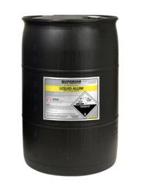 Liquid Alum 55 Gallon Chemical