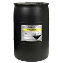 Liquid Alum 55 Gallon Chemical