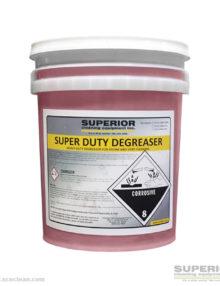 219 SD Super Duty Degreaser