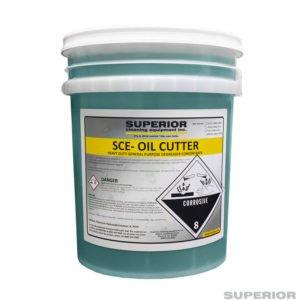 SCE Oil Cutter