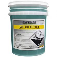 SCE Oil Cutter - Heavy Duty Grease, Oil Remover