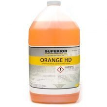 SCE Orange HD, Cleaning Chemical for Pressure Washers