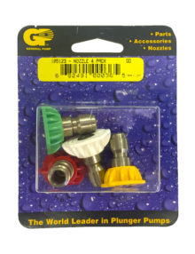 General Pump 4 Pack Boxed Nozzles