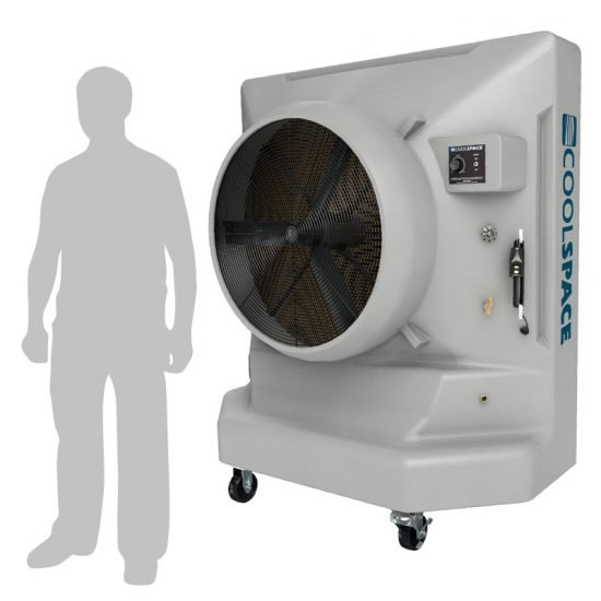 "Cool-Space Avalanche, 36"" Fan, Variable Speed, CS6-36-VD"