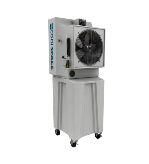 Cool-Space GLACIER Tall Base Cooler angled