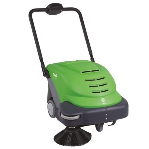 IPC Eagle Smartvac 464, Vacuum Sweeper, 464e