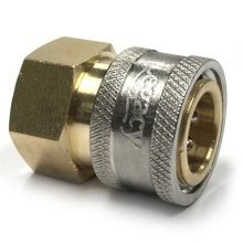 Legacy Brass Quick Couplers, 4000 PSI Max