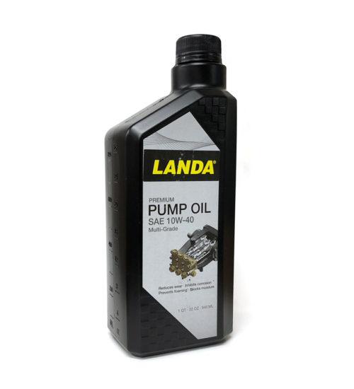 Landa Pump Oil Sae 10w 40 32 Oz 8 906 101 0