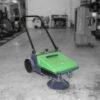 IPC Eagle 510m Manual Sweeper Used