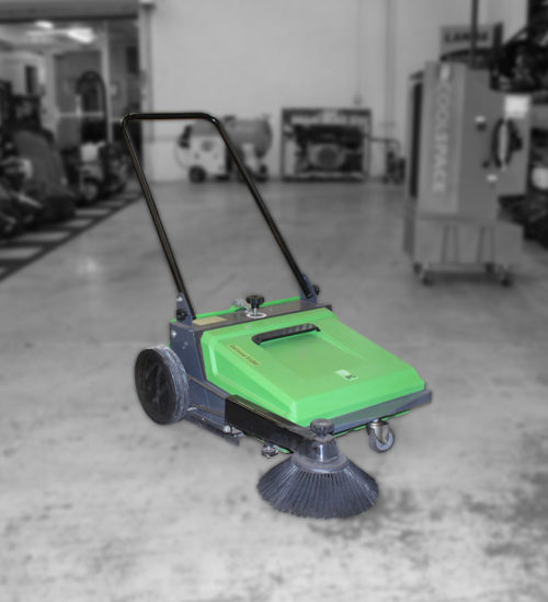 IPC Eagle 510m Manual Sweeper Used