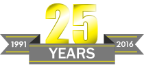 25 years in the cleaning equipment industry icon