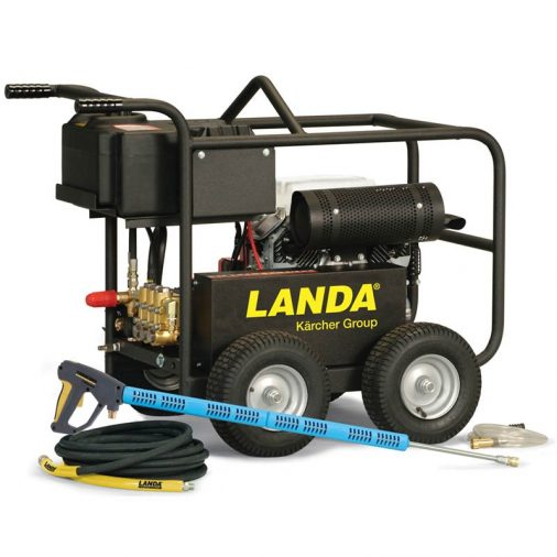 Landa MP-455034E, Electric Start Engine, Gasoline Powered Honda Engine, 5000 PSI, 1.107-002.0