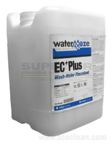 Water Maze EC Plus wash water flocculant