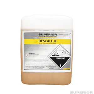 Descale It Chemical