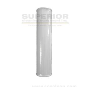 20 Micron Pleated Filter Cartridge