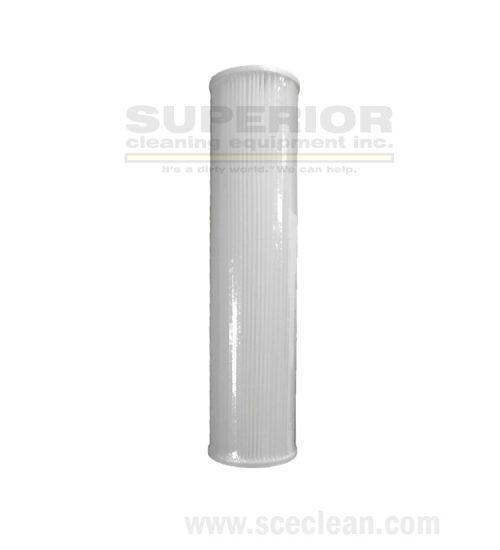 20 Micron Pleated Filter Cartridge