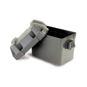 Battery Box With Cover, Marine Style
