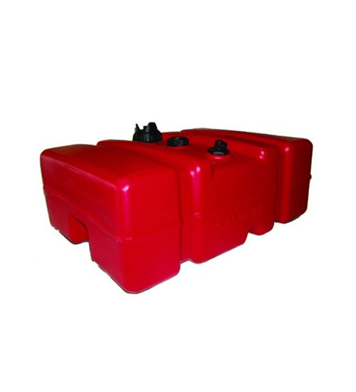 Pressure washer fuel tank gallon