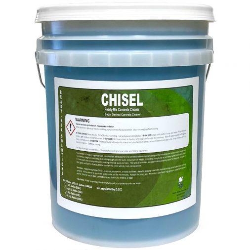 Handy Helper Chisel, 5 Gallon Bucket, Front View
