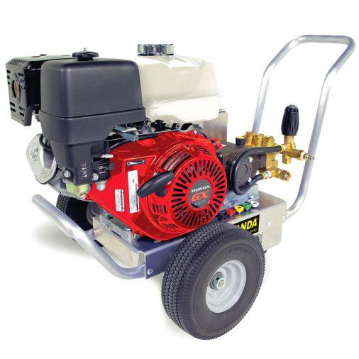 Landa HD Gas 4.0/40 Belt Drive Model