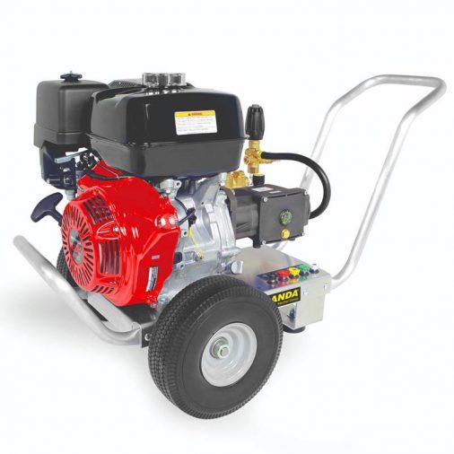Landa HD Gas Series, Direct Drive