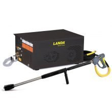 Landa SEA Mild Steel, Electric Powered, Cold Water, Stationary Pressure Washer System