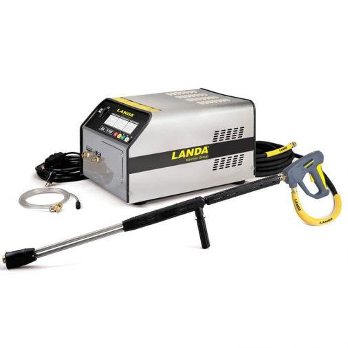 Landa SEA Series, Stainless Steel, Cold Water, Electric Powered Pressure Washer System