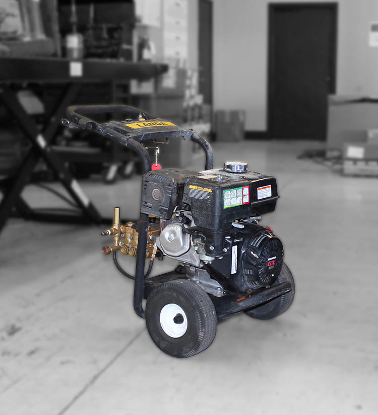Used Landa Pd4 Pressure Washer For Sale