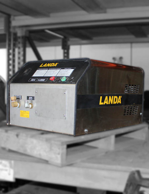 Landa Sea4 20024c Used Cold Water Electric Powered