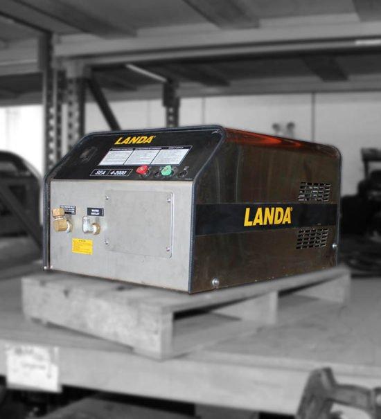 Landa Sea4 20024c Used Cold Water Electric Powered
