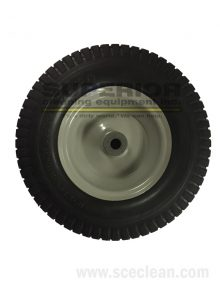 "Pressure Washer Tire - 13"" Steel Rim"