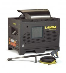 Landa PDHW Series - Hot Water, Diesel Powered, Diesel/Oil Heated Pressure Washer