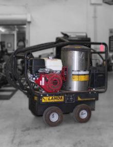 Used landa MVP4-35321E pressure washer