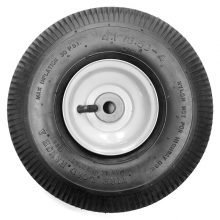 "10"" Wheel, Tire Assembly, 4"" Tubeless, 4-0303 - 9.802-270.0"