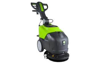 walk behind automatic floor scrubber