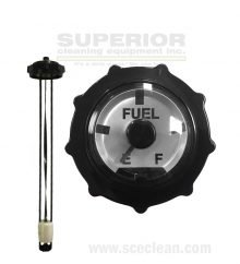 """Landa Fuel Cap - 14"""" with fuel gauge"""