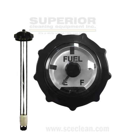 "Landa Fuel Cap - 14"" with fuel gauge"