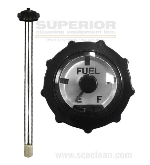 "Landa pressure washer fuel cap 18"""
