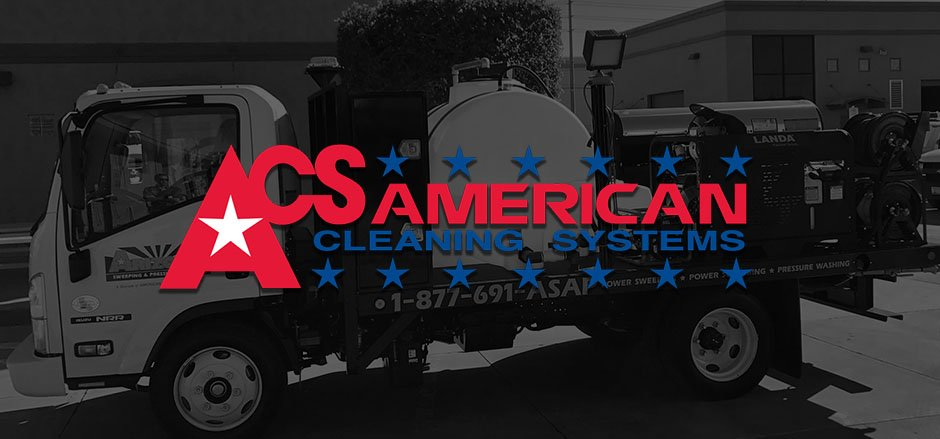 American Cleaning Systems Banner