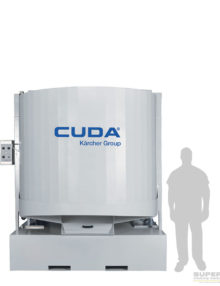 Cuda 7248 Series - Automatic Parts Washer Cabinet