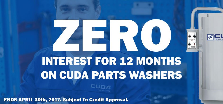 CUDA zero interest for 12 months