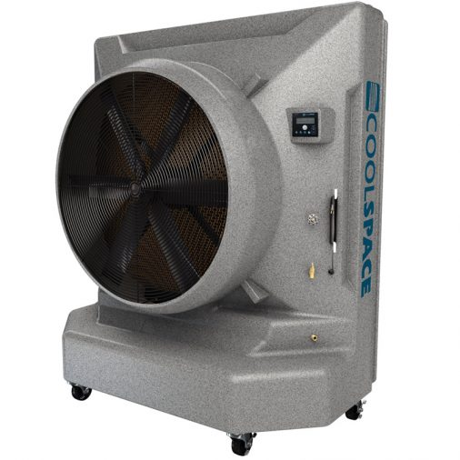 CoolSpace Blizzard 50, Portable Evaporative Cooler