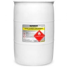 Glass Cleaner Concentrate, 55 Gallon Drum