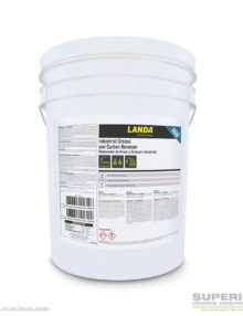 Landa Industrial Grease And Carbon Remover Chemical